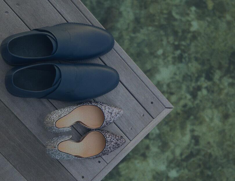 legend footwear product
