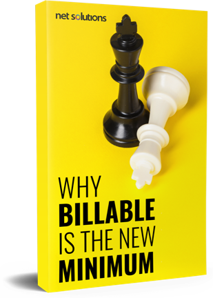 Why is Billable is the New Minimum